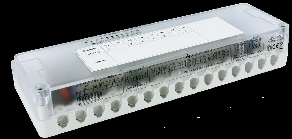 RT09-0720 Multikit 8-ch regelmodule