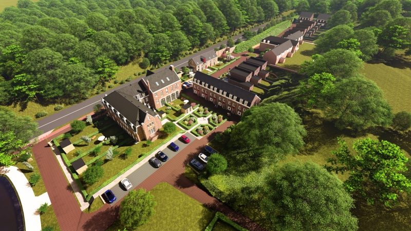 Kloostercomplex Cadier en Keer